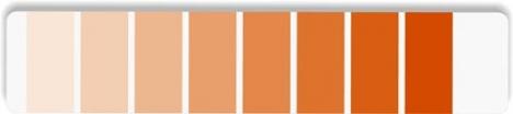 CMYK Pantone palette design