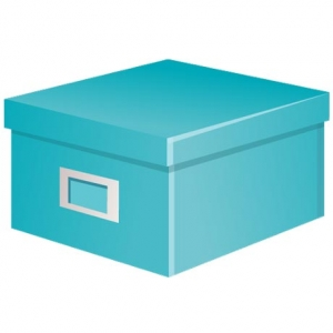Colored box design