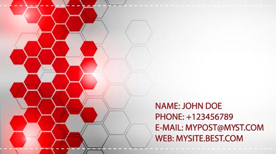 Companies business cards vector templates from red ones to blue and black you can find some very elegant ideas out there interesting enough this selection of company business cards is worth reheart Gallery