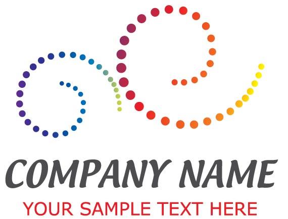 company name vector logo3