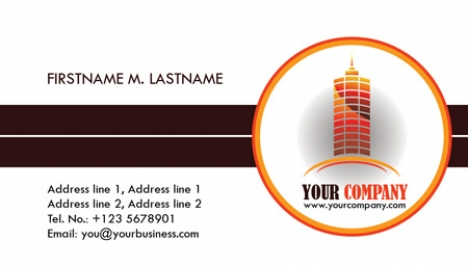 Construction business cards psd models construction business cards fbccfo Images