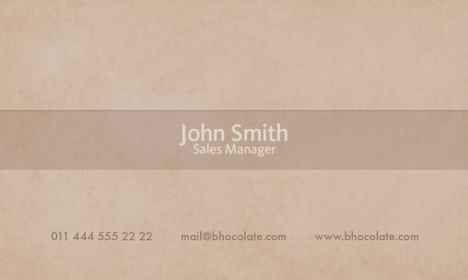 Creative business cards for Photoshop