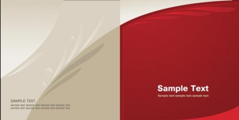 Corporate identity layout