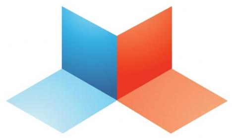 Corporate logo template