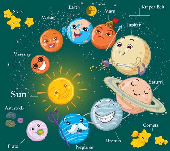 венера картинки для детей