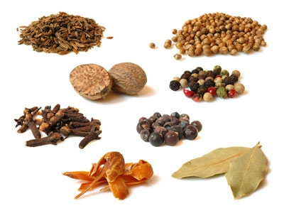 Cuisine spices image