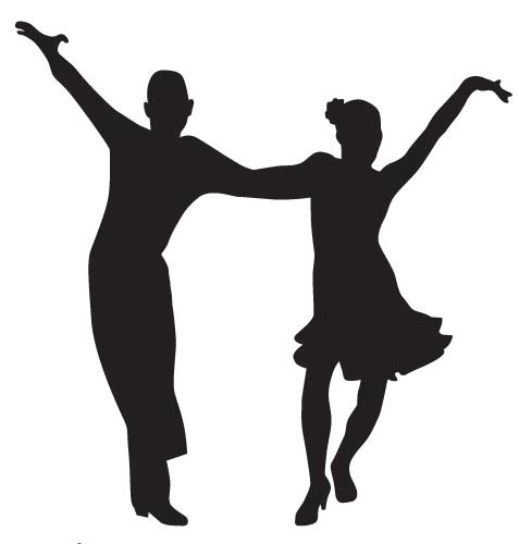 dancing tango silhoutettes vector rh vector eps com dancing vector free dance vector