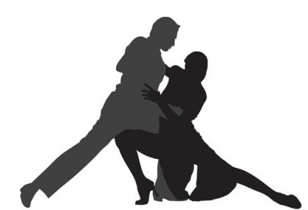 dancing-tango-silhoutettes-vector4