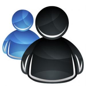 Dark icons design