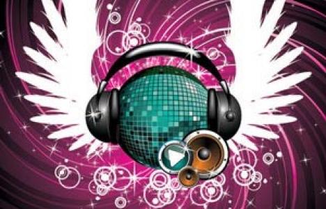 DJ poster template