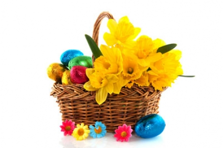 Easter eggs clippart
