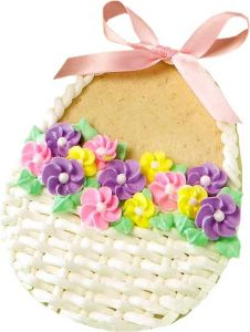 Easter with basket png collection