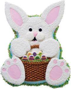 Easter with bunny rabbit png collection