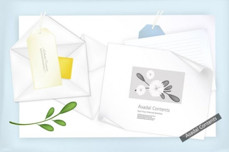 Envelope vector design