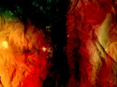 Fabric fire texture