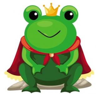 Fairy tale cartoon caracter design