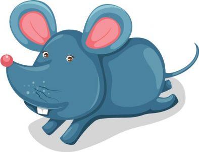 Mouse vector cartoon
