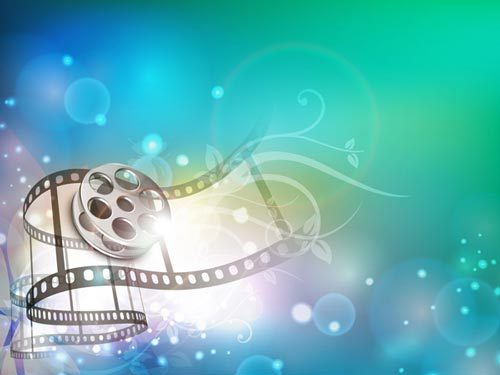 background film strip fantasy vector project know starting before