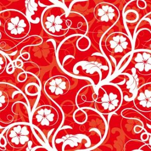 Floral pattern clipart