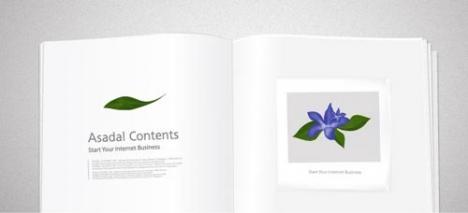 Flower album flyer