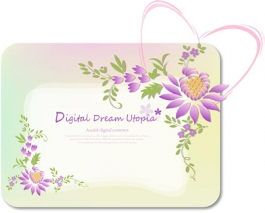 Flower layout design