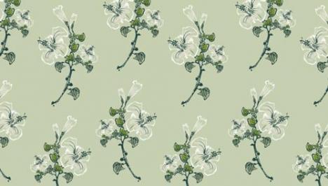 Great floral banner design