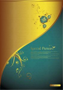 flyer-cover-with-curly-lines-vector1