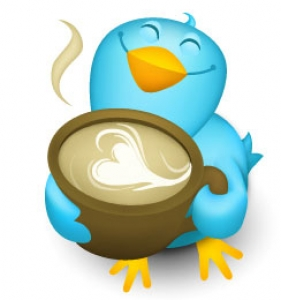 Twitter button and icon