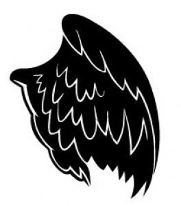 Free vector wing