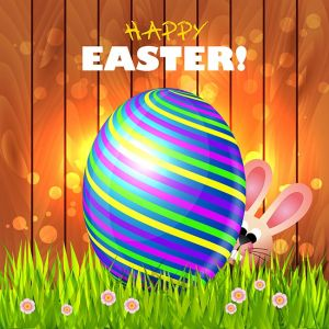 easter_background_with_colorful_egg_and_bunny [Converted]