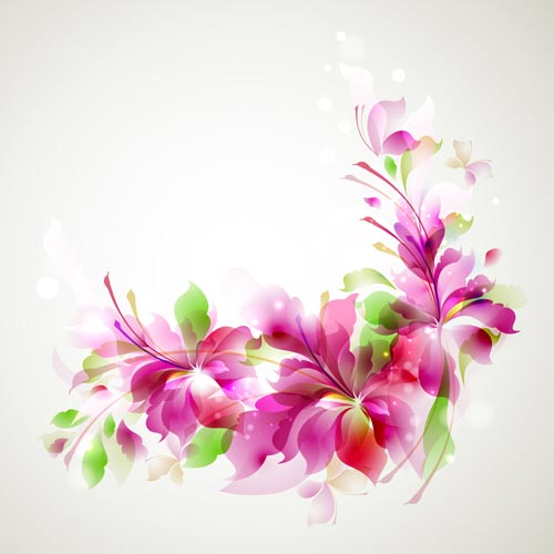 floral template
