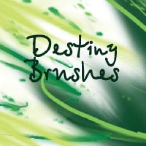 Destiny  Photoshop brush