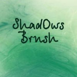 Shadows Photoshop brush