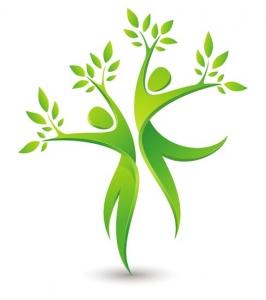 Green ecology concept design