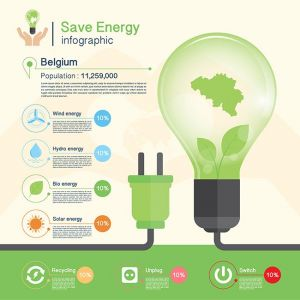 save-energy-conceptenvironmentbelgium-map