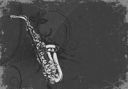 Grunge music instrument