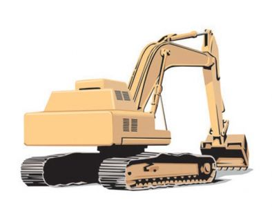 Heavy machines design
