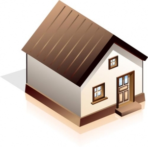 House vector model