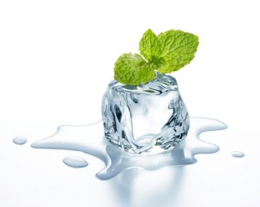 Ice cubes high resolution templates