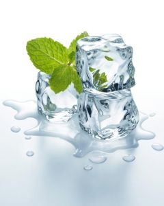 Ice cubes high resolution layouts