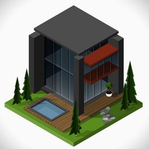 isometric-house-vector-template4