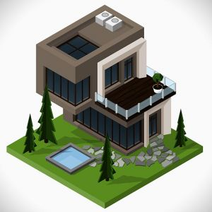isometric-house-vector-template6