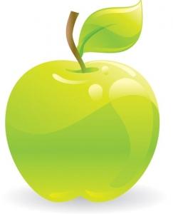 Juicy fruit template