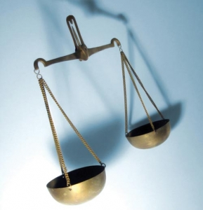 Law and justice image