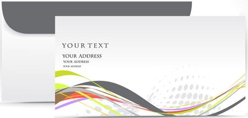 envelope letterhead