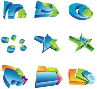 Logo vector model