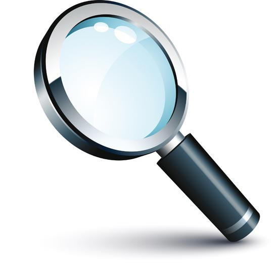 magnifying glass vectors magnifying glass vector illustrator magnifying glass vector icon
