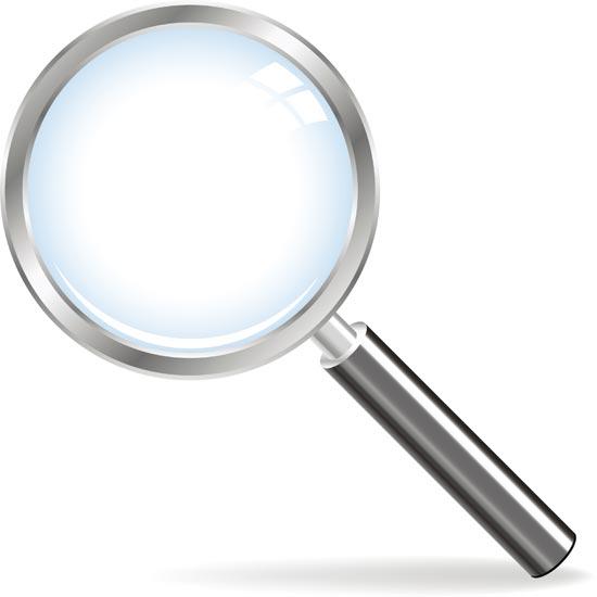 magnifying glass vectors magnifying glass vector icon free download magnifying glass vector free