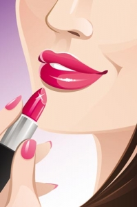 Make-up vector design