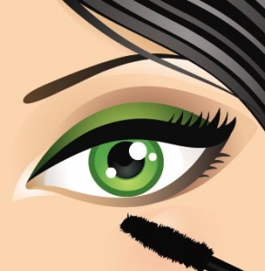 Make-up vector model